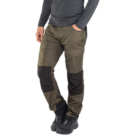 Pinewood M's Himalaya Pants Dark Olive/Black